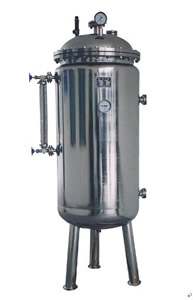 RZG Series Hot Water Exchanger