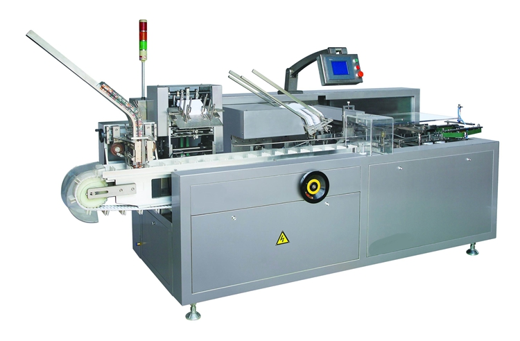 JDZ-100 III Automatic horizontal  Carton Machine for blister