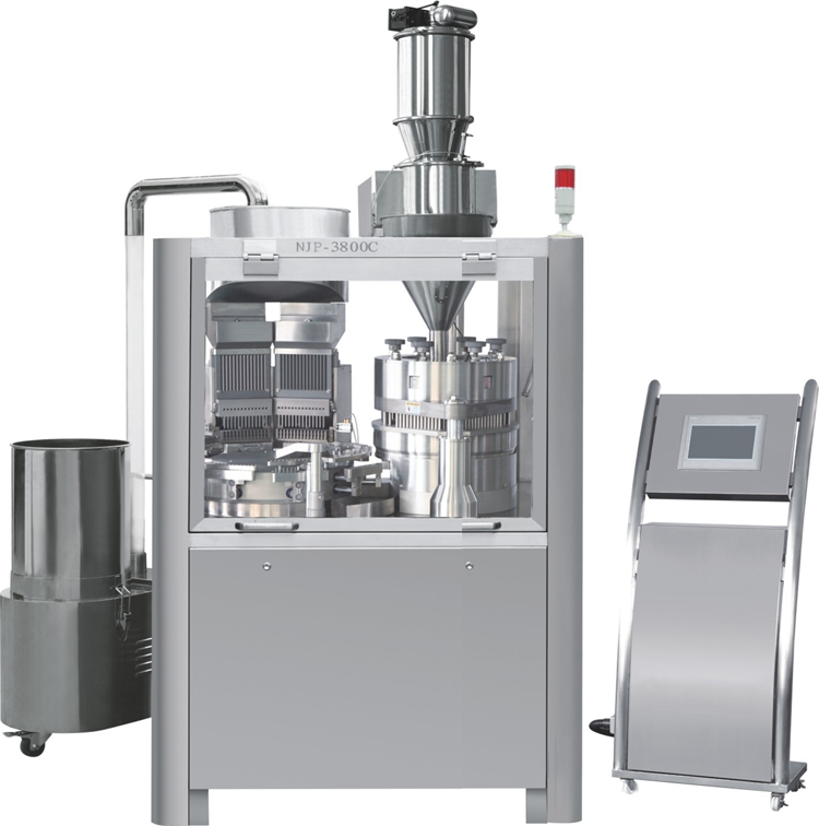 NJP3800 capsule filling machine