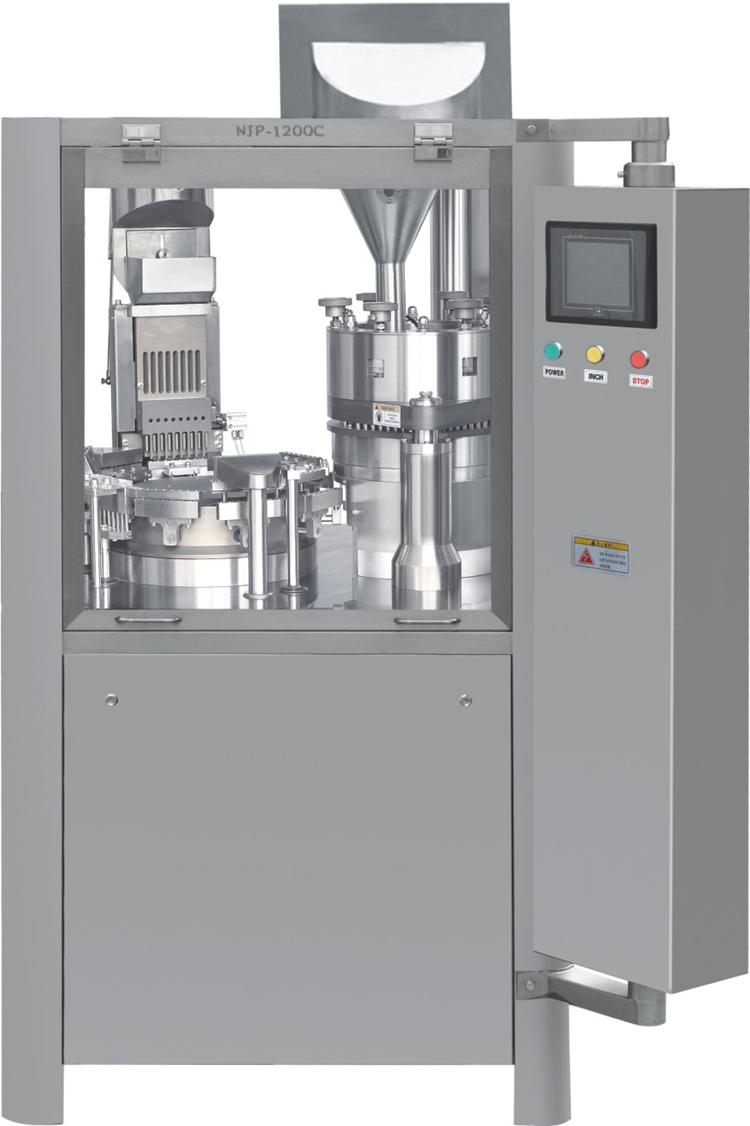 NJP1200capsule filling machine