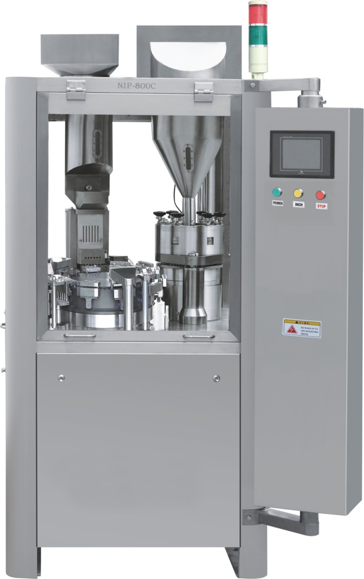 NJP800 capsule filling machine
